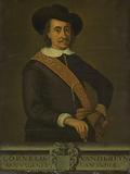 Portrait of Cornelis van der Lijn, Governor-General of the Dutch East Indies
