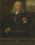 Portrait of Willem van Outhoorn, Governor General of the Dutch East Indies