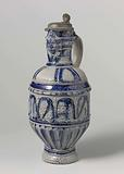 Jug with scenes from the life of Judith and Holofernes