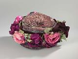 Hat with Roses