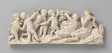 Bacchanal of Satyrs and Cupids