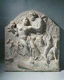 Chimney piece with Venus and Adonis