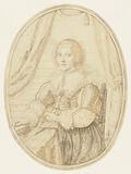 Portrait of Anna Maria Schurman