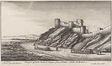 View of York Castle in Tangier