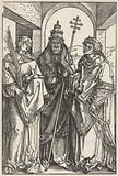 Saint Stephen, Sixtus and Laurentius