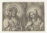 Christ and Mary