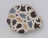 Tile Mosaic Fragment