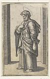 Apostle Matthew with purse