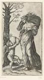 Reconciliation of Minerva and Amor