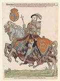 Portrait of Henry VIII of England