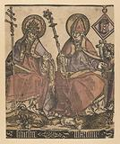 Saints Silvester and Martinus