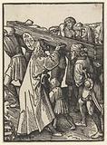 Revival of the widow's son at Nain