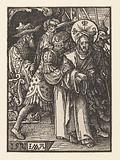 Christ led away from Herod