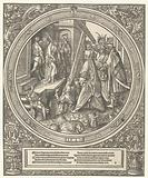 Pilate shows Christ to the people (Ecce Homo)