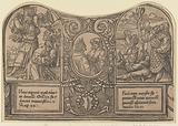 The sacrifice of Abraham and the copper serpent