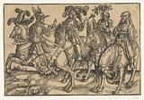Arnulf, Dirk III, Dirk IV and Floris I
