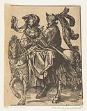Gertruida van Saksen and Robrecht I de Fries