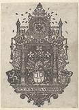 Blazon of the St Lucasgild in Antwerp