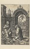 Vision of Saint Bernard
