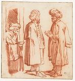 Three Orientals