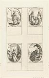 Saint Joseph, Saint Joachim, Saint Benedict of Nursia, Saint Catherine of Sweden