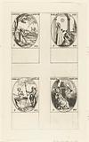 Heilige Augustinus van Hippo, Heilige Hilarius van Arles, Heilige Johannes de Evangelist, Heilige Johannes Damascenus …