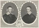 Portrait of Pierre and Jacques Dupuy