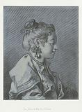 Portrait of a Finnish chambermaid