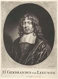 Portrait of Gerbrand van Leeuwen
