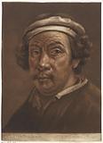 Portrait of Rembrandt van Rijn