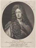 Portrait of the art lover Guarnerus Hassel