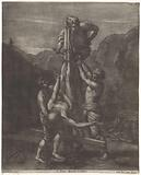 Torture of Peter on the cross