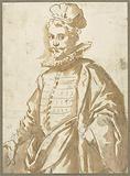 Portrait of a dashing man