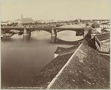 View of Seville and the bridge over the Guadalquivir