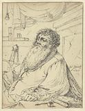 St Paul, Seated at a Table