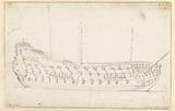 The English ship Royal Prince