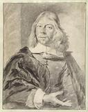 Portrait of a Man, Probably Philips Wouwerman