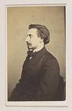 Portrait of the engraver (and painter? ] Joseph Wildiers, half figure