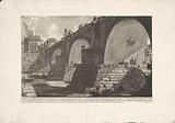 Angel bridge in Rome
