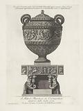 Vase with the works of Hercules