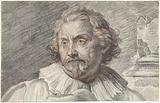 Portrait of Karel van Mallery