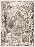 Portrait of Gaspar de Coligny