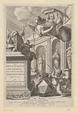 Titelpagina voor: Jean François Niceronis, Thaumaturgus opticus, seu admiranda optices, per radium directum (…), 1646.