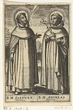 Saint John and Saint Andrew