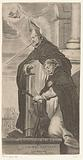 Dominican saints Albertus Magnus and Thomas Aquinas
