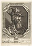 Portrait of Count Godfrey I of Leuven