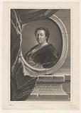 Portrait of Anne Charlotte Gauthier de Loiserolle