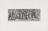 Giovanni de 'Medici enters Florence