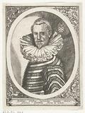 Portrait of Olpherdus Fuyck (Olfert Fuchs?)