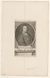 Portrait of Charles Colbert de Croissy, bishop of Montpellier